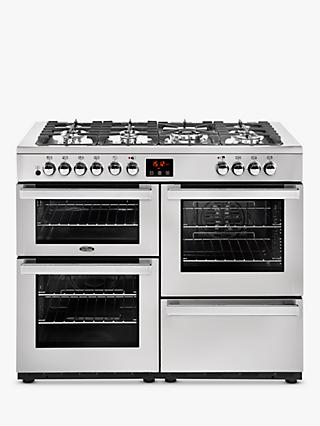 Belling Cookcentre 110DFT Dual Fuel Range Cooker