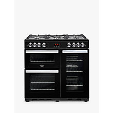 Buy Belling Cookcentre 90G Gas Range Cooker Online at johnlewis.com
