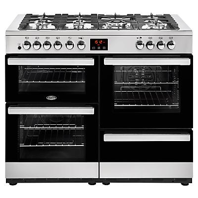 Image of Belling Cookcentre 110DFT Dual Fuel Range Cooker