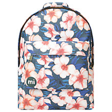 Buy Mi-Pac Midnight Garden Backpack, Multi Online at johnlewis.com