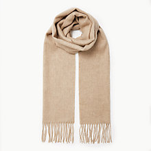 Buy Barbour Lambswool Scarf Online at johnlewis.com