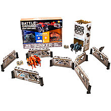 Buy Hexbug Battle Ground Bunker Online at johnlewis.com
