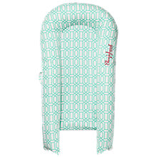 Buy Sleepyhead Grand Baby Pod Cover, Minty Trellis, 8-36 months Online at johnlewis.com