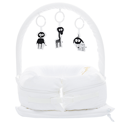 Sleepyhead Baby Mobile Toy Arch, Pristine White