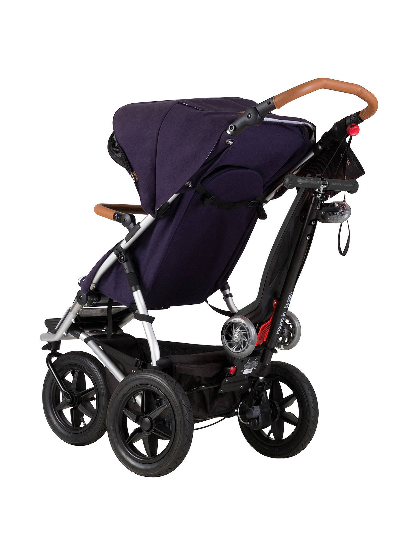 Mountain Buggy Freerider Buggy Board Scooter Black At