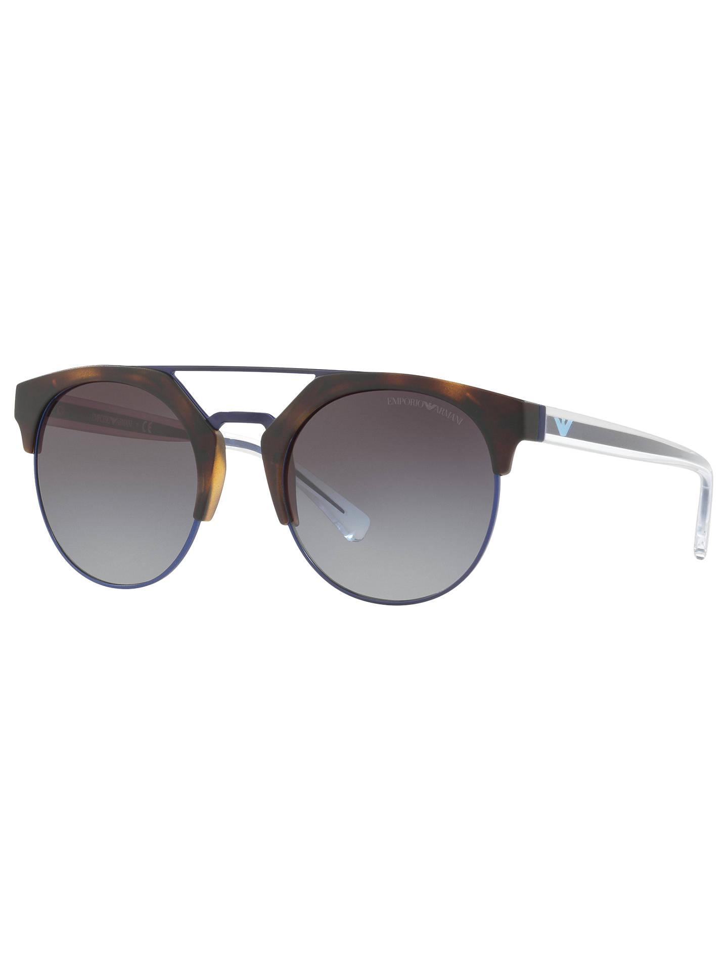 41a84584dbf BuyEmporio Armani EA4092 Round Sunglasses