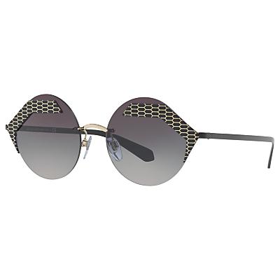Product photo of Bvlgari bv6089 round sunglasses