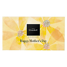 Buy Hotel Chocolat 'Happy Mother's Day', Box of 8, 95g Online at johnlewis.com