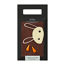 Buy Hotel Chocolat 'Caught On The Hop' Milk Chocolate Slab, 200g Online at johnlewis.com