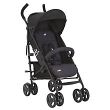 Buy Joie Nitro LX Stroller, Black Online at johnlewis.com