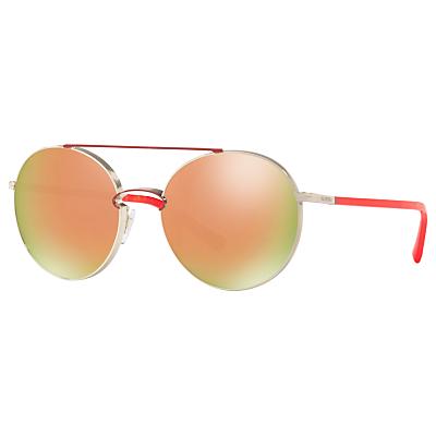 Valentino VA2002 Round Sunglasses