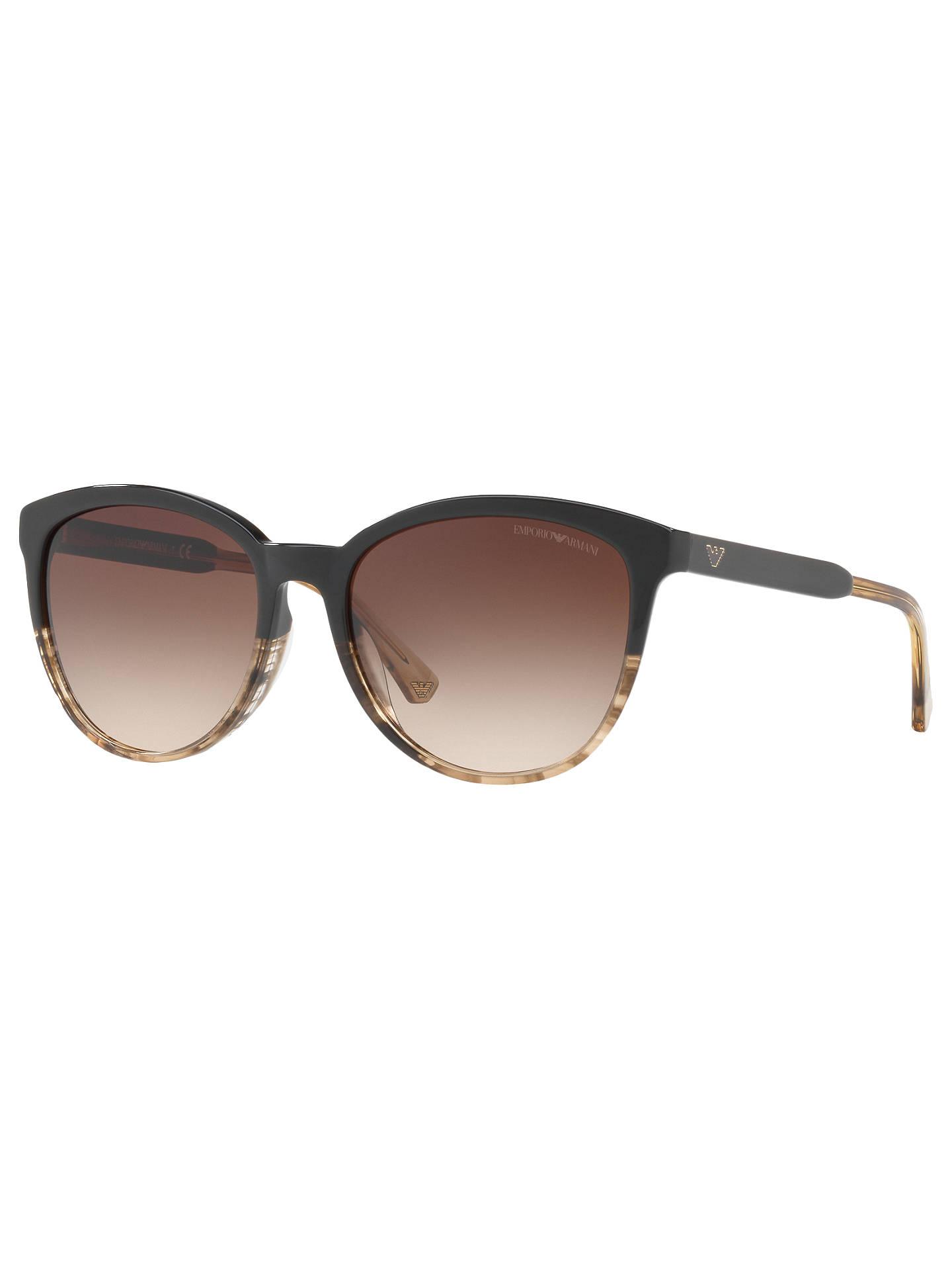 488b1285f26 Buy Emporio Armani EA4101 Cat s Eye Sunglasses