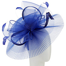 Buy John Lewis Lauren Crinkle Crin Loop Fascinator Online at johnlewis.com