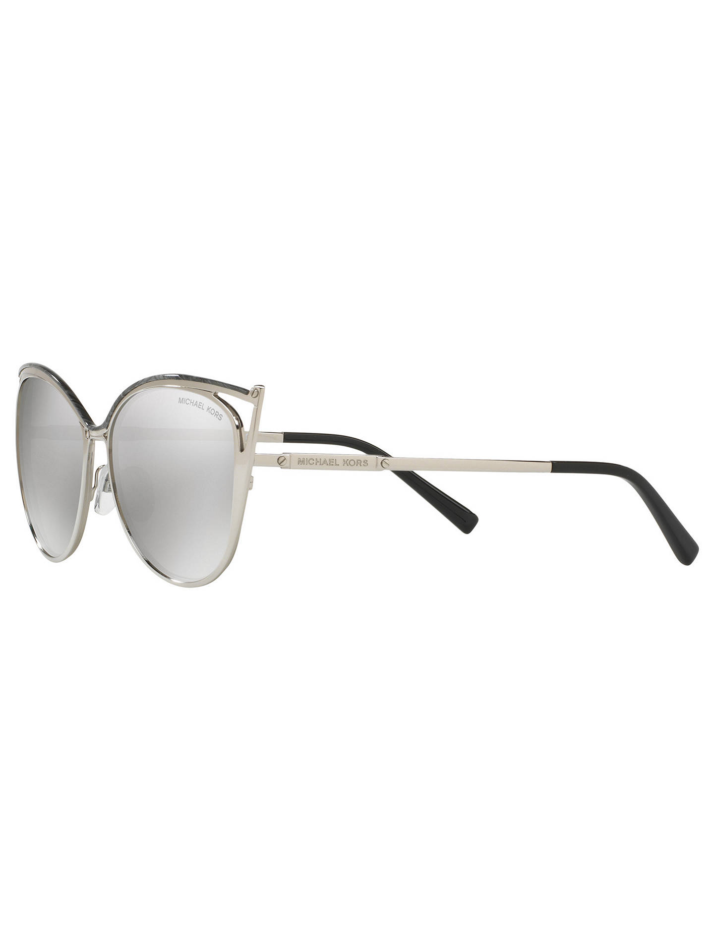 44d0ebd20b954 Michael Kors MK1020 Ina Cat s Eye Sunglasses at John Lewis   Partners