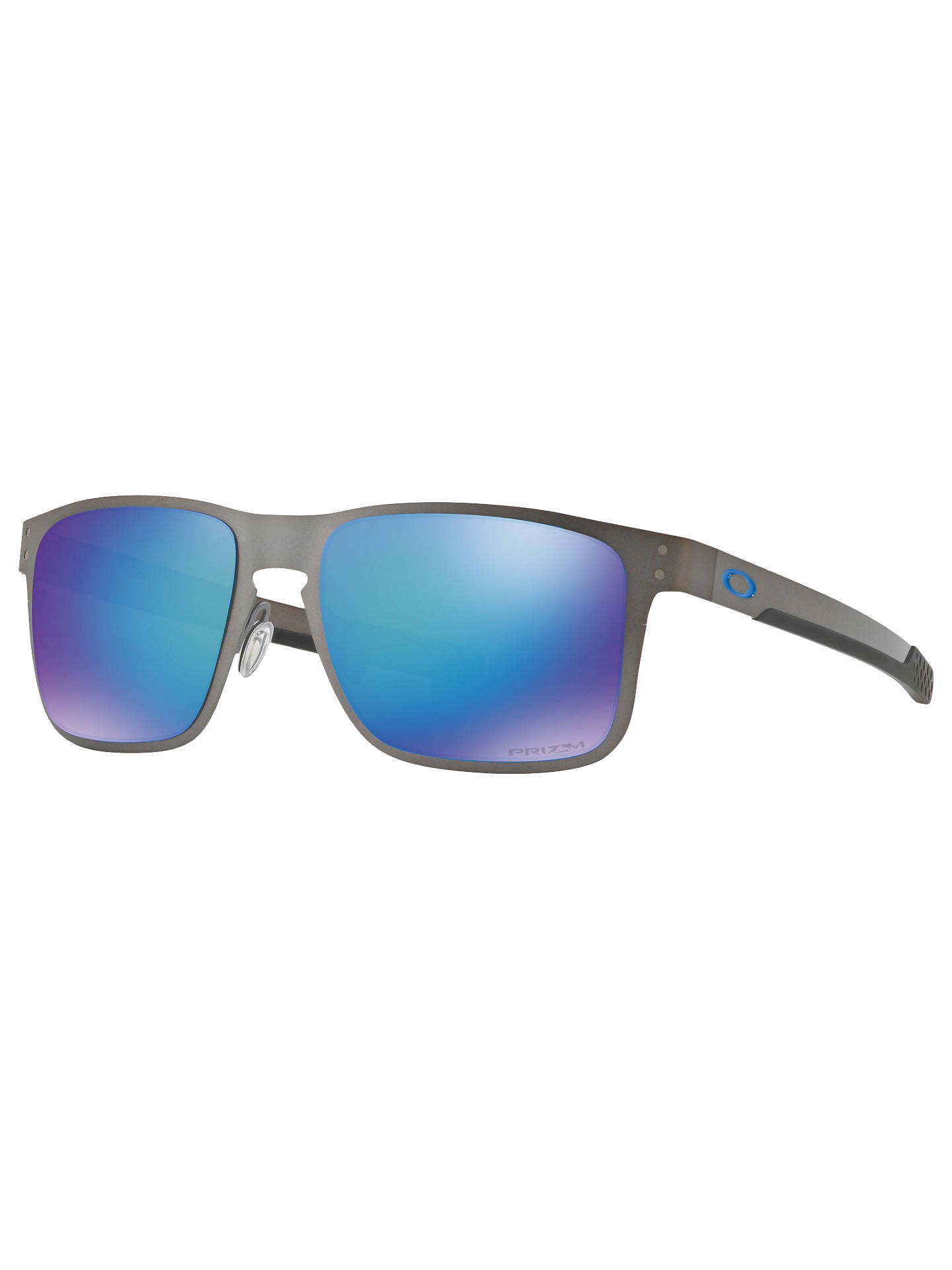 3b7401a28d89 Oakley OO4123 Men s Holbrook Prizm Polarised Metal Square Sunglasses ...