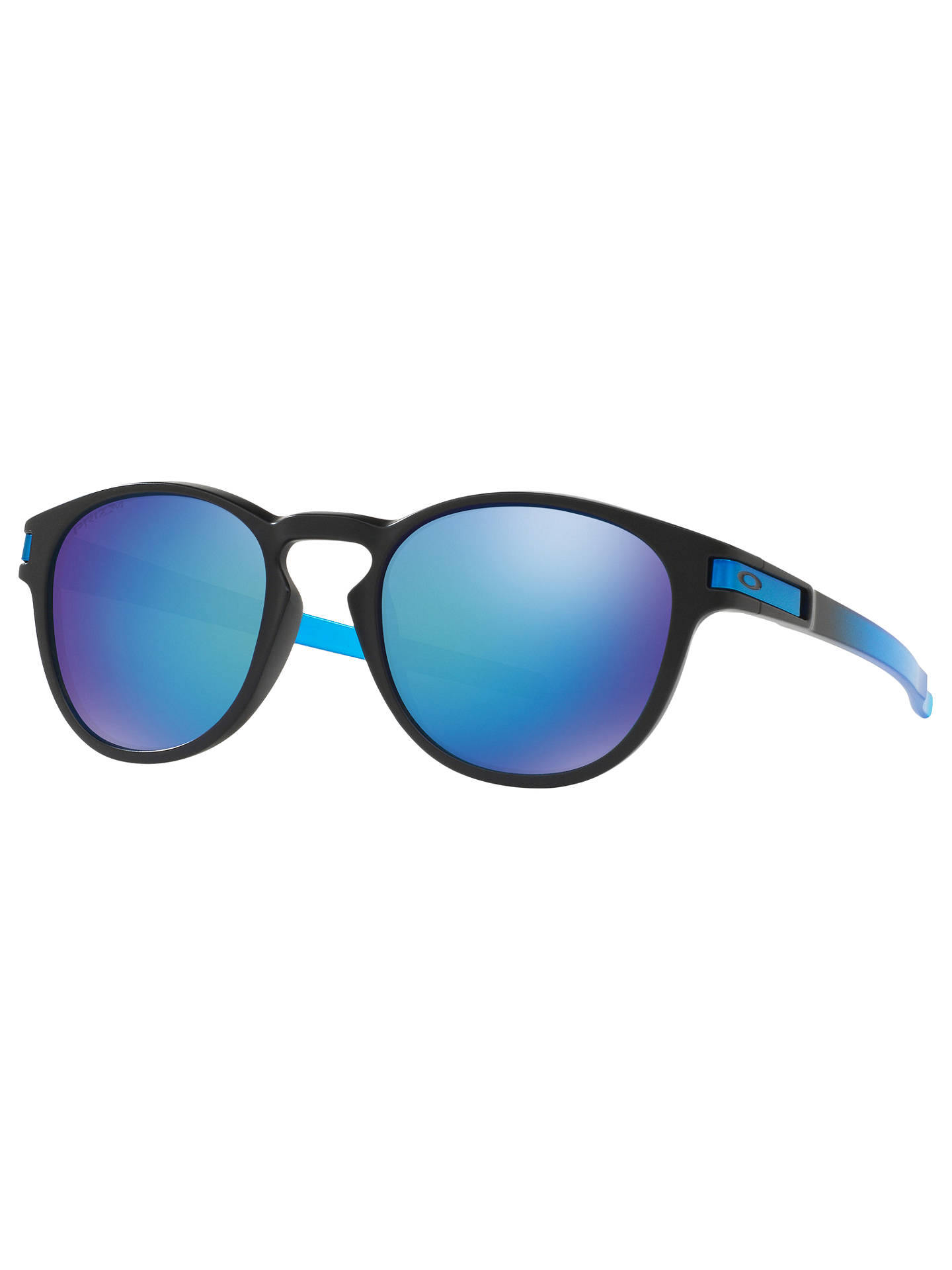 b2e3cc13d7 Oakley OO9265 Latch Polarised Round Sunglasses at John Lewis   Partners