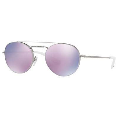 Valentino VA2004B Double Bridge Oval Sunglasses