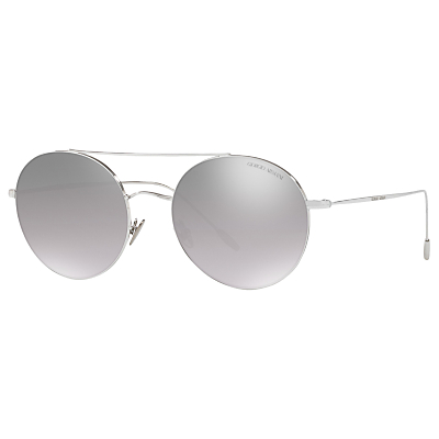 Giorgio Armani AR6050 Round Sunglasses