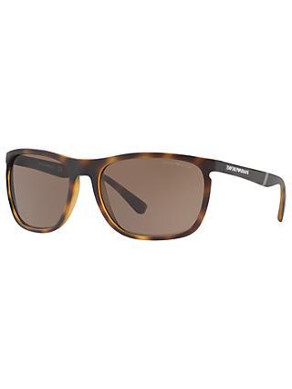 1d0236f39d Emporio Armani EA4107 Rectangular Sunglasses