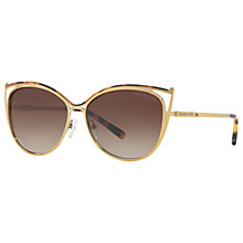 Buy Michael Kors MK1020 Ina Cat's Eye Sunglasses Online at johnlewis.com