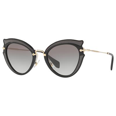 Miu Miu MU 05SS Cat's Eye Sunglasses