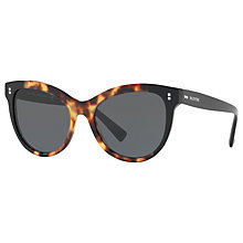 Buy Valentino VA4013 Cat's Eye Sunglasses Online at johnlewis.com