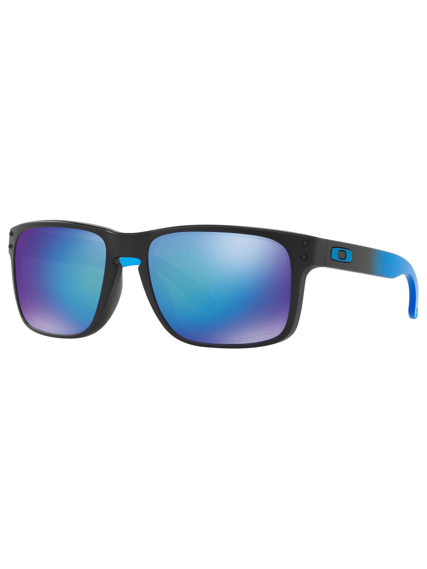 5c99e0df90 BuyOakley OO4123 Holbrook Prizm Polarised Square Sunglasses