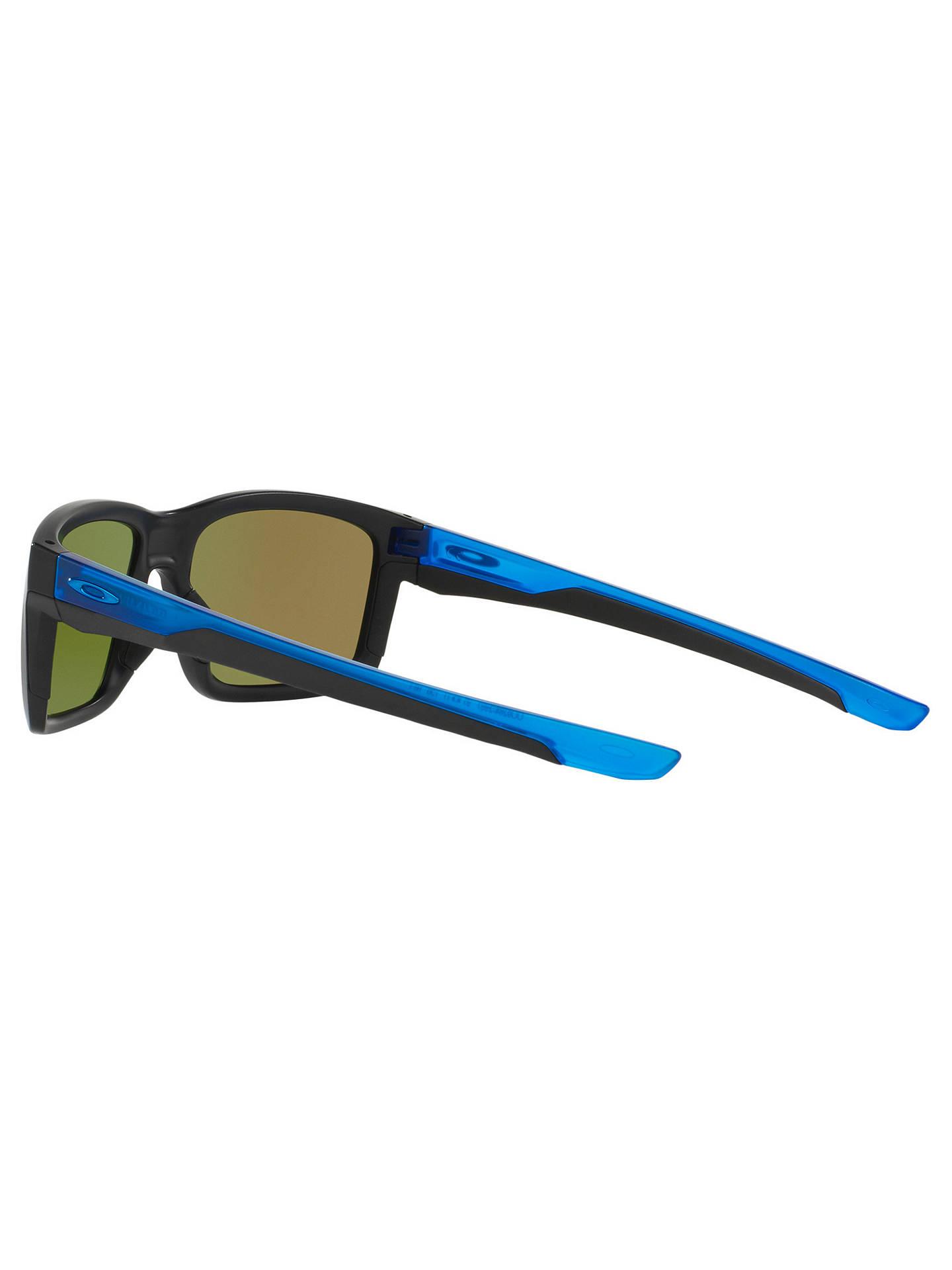 22b8f0386b ... Buy Oakley OO9264 Mainlink Prizm Polarised Rectangular Sunglasses