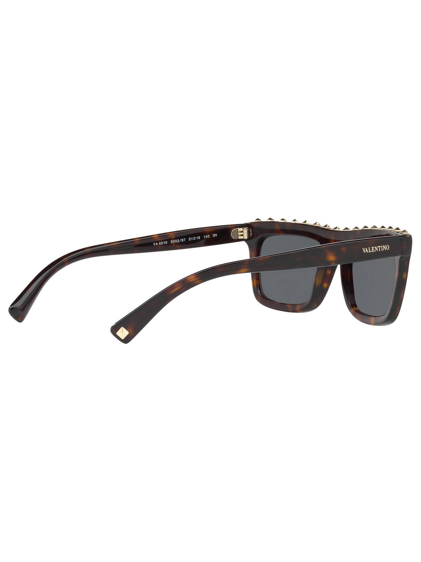 59584a9f99f ... BuyValentino VA4010 Studded Rectangular Sunglasses