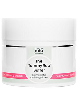 Mama Mio Tummy Rub Butter, 240g