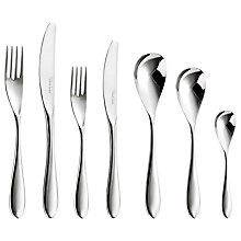 Buy Robert Welch Bourton Cutlery Set, 42 Piece Online at johnlewis.com