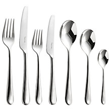 Buy Robert Welch Kingham Cutlery Set, 42 Piece Online at johnlewis.com