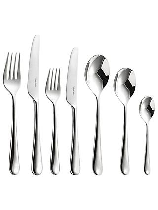 Robert Welch Kingham Cutlery Set, 42 Piece/6 Place Settings