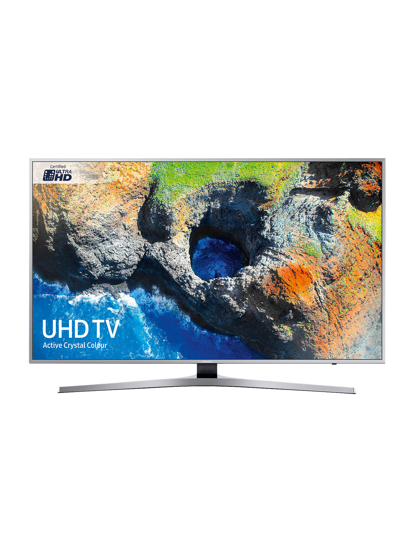 62923db32 Buy Samsung UE40MU6400 HDR 4K Ultra HD Smart TV