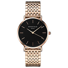 Buy ROSEFIELD Women's The Upper East Bracelet Strap Watch Online at johnlewis.com