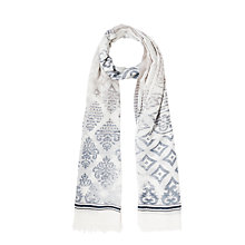 Buy Gerard Darel Freja Scarf, Beige Online at johnlewis.com