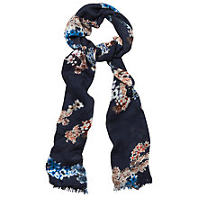Buy Phase Eight Caroline Print Scarf, Multi Online at johnlewis.com