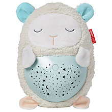 Buy Skip Hop Moonlight & Melodies Hug Me Projection Soother Lamb Nightlight Online at johnlewis.com