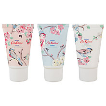 Buy Cath Kidston Blossom Bird Hand Cream Trio Online at johnlewis.com