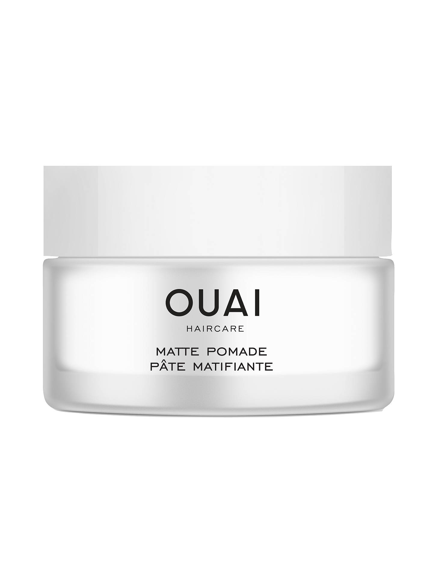 BuyOUAI Matte Pomade, 50ml Online at johnlewis.com