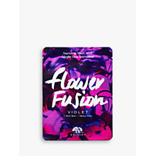 Buy Origins Flower Fusion Violet Nourishing Sheet Mask Online at johnlewis.com