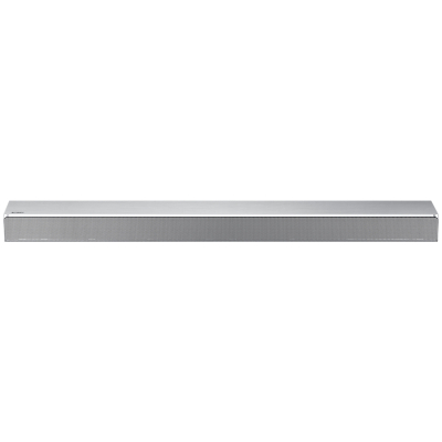 Samsung HW-MS651 Bluetooth Wi-Fi All-In-One Sound Bar with Distortion Cancelling, Silver
