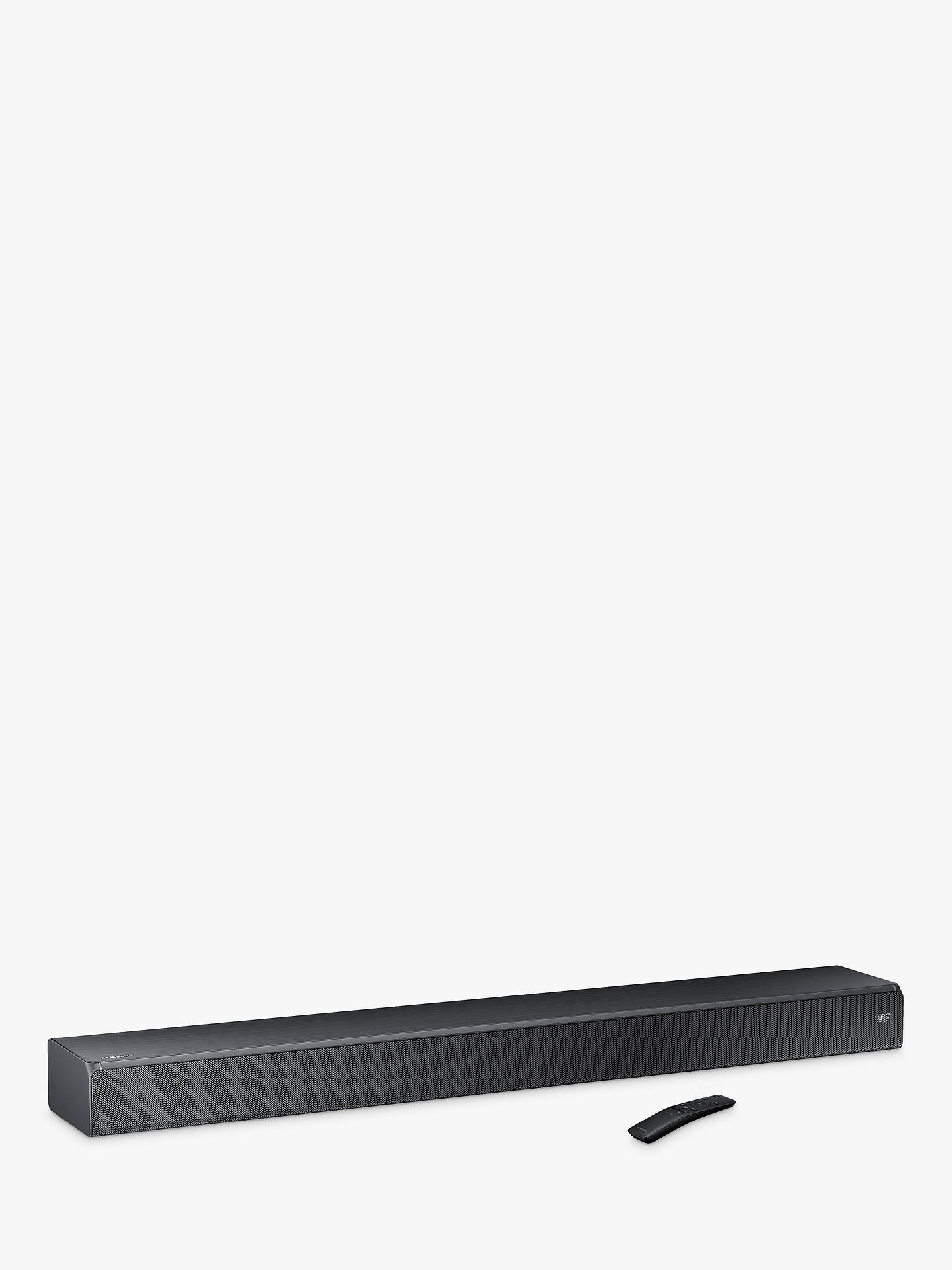 Buy Samsung HW-MS550 Bluetooth Wi-Fi All-In-One Sound Bar Online at johnlewis.com