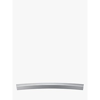 Samsung HW-MS6501 Curved Bluetooth Wi-Fi All-In-One Sound Bar with Distortion Cancelling, Silver