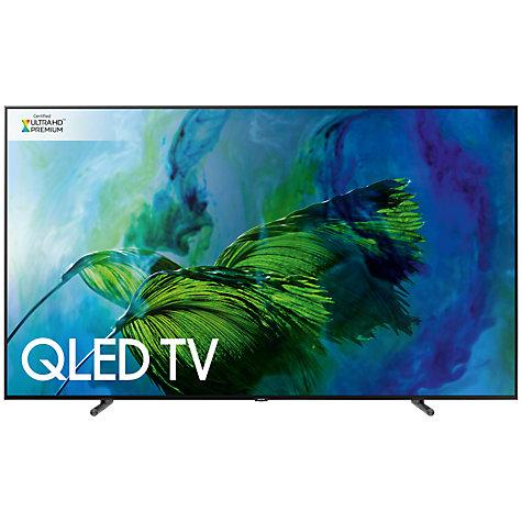 samsung tv john lewis. buy samsung qe65q9f qled hdr 2000 4k ultra hd smart tv, 65\ tv john lewis r