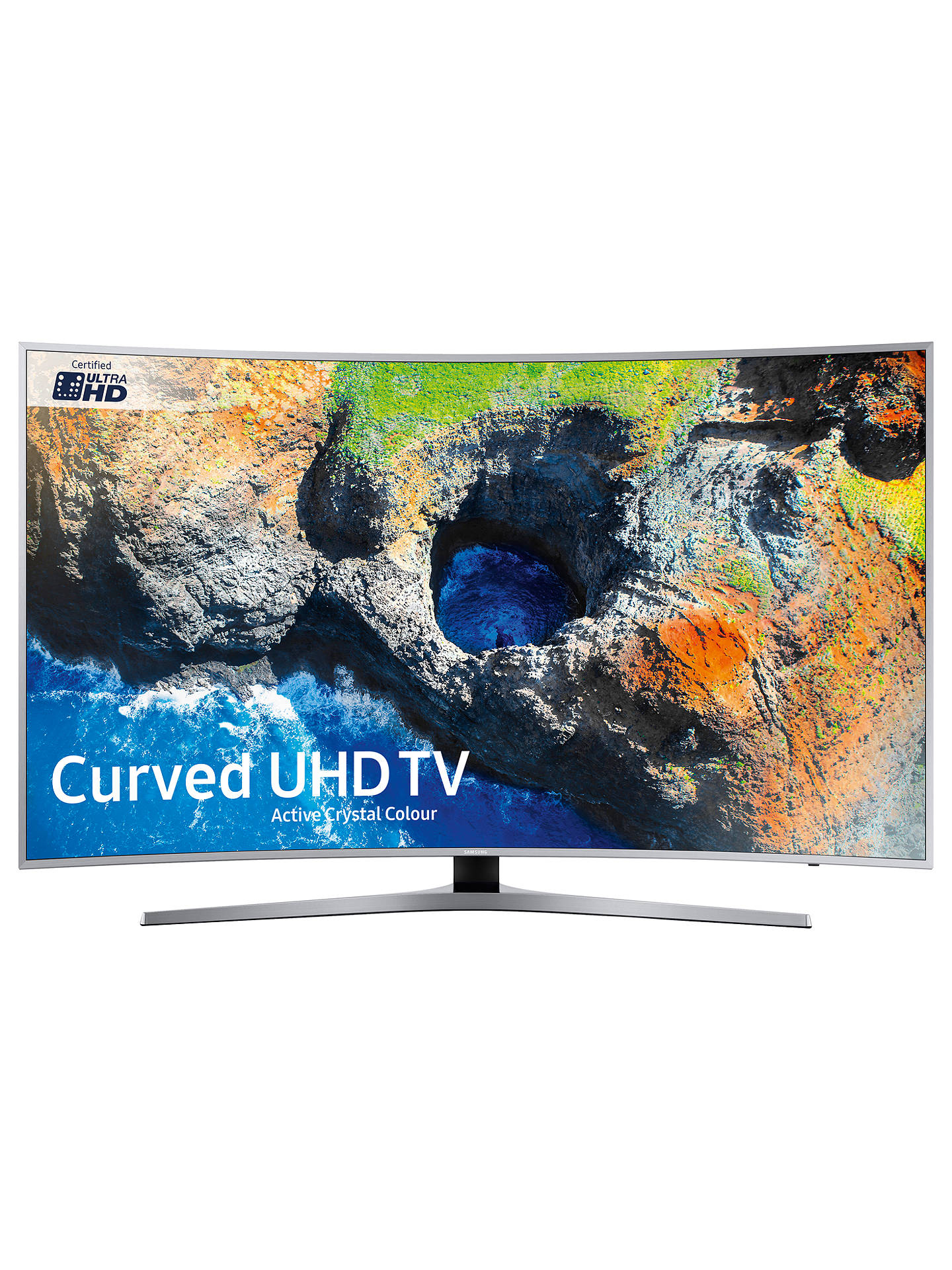 BuySamsung UE55MU6500 Curved HDR 4K Ultra HD Smart TV c87471ed6