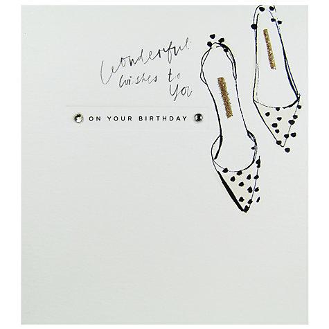 Buy The Proper Mail Company Wonderful Wishes Birthday Card – Birthday Card Mail
