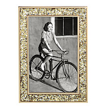 "Buy kate spade new york Simply Sparkling Picture Frame, 4 x 6"" Online at johnlewis.com"
