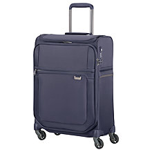 Buy Samsonite Uplite 4-Wheel 55cm Toppocket Cabin Suitcase Online at johnlewis.com
