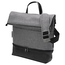 Buy Bugaboo Changing Bag, Grey Melange Online at johnlewis.com